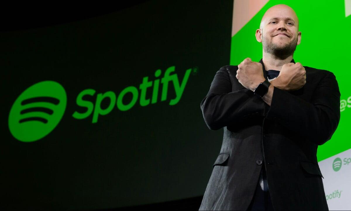 Spotify şarkı önerileri
