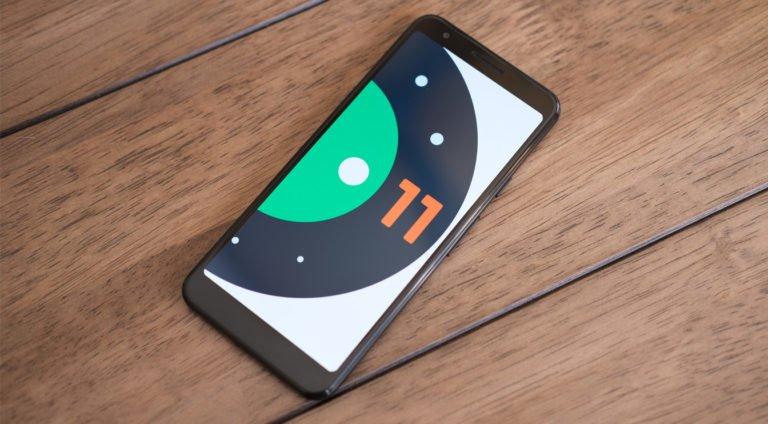 Android 11 geliştirici önizlemesi 2 yayınlandı!