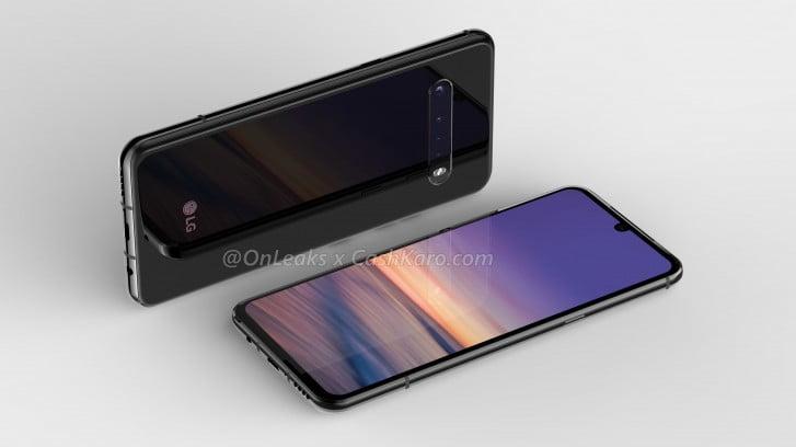 LG G9, orta seviye telefonların kralı olabilir, arkada 4 kamerası var!