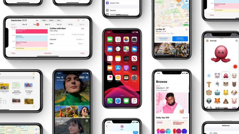 iOS 13.4 güncellemesi çıktı! İndir!