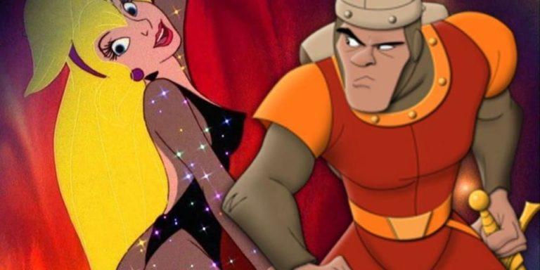 Netflix Dragon's Lair oyununu film yapacak