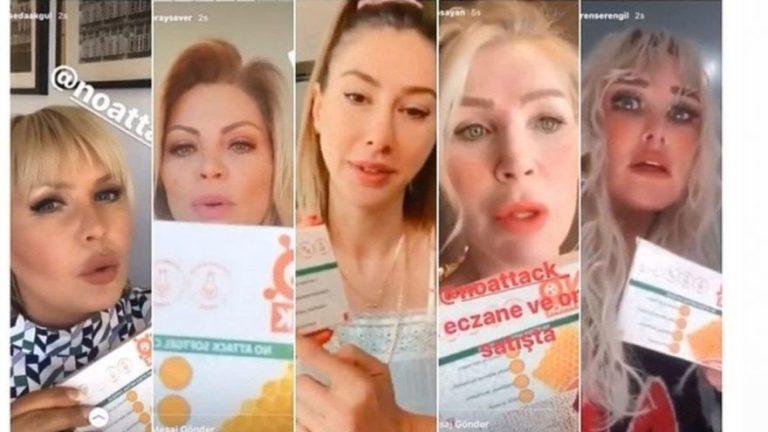 Coronavirus fırsatçıları No-Attack ürününü Instagram'dan pazarlamaya başladı!