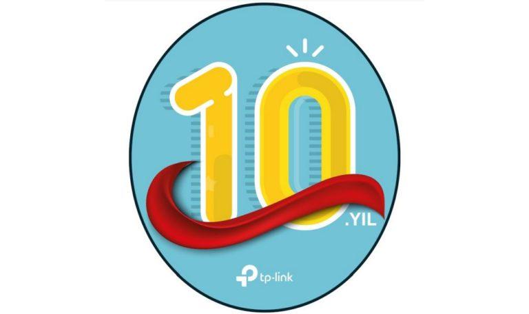 TP-Link Türkiye ofisi 10 yaşında