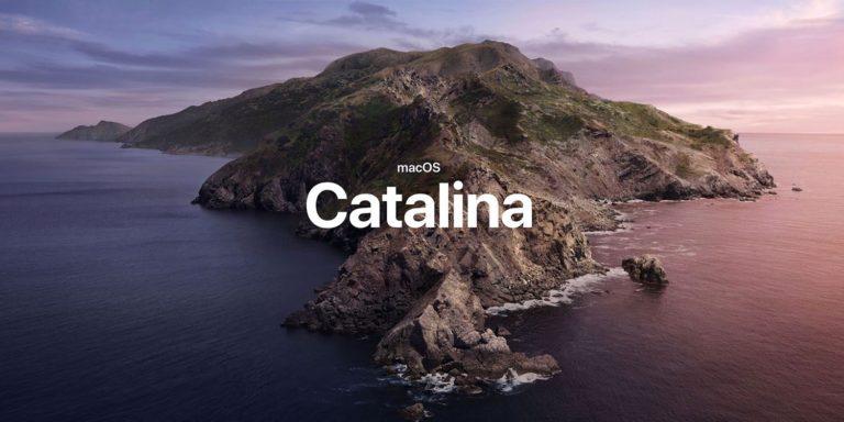 macOS Catalina 10.15.4 güncellemesi çıktı!