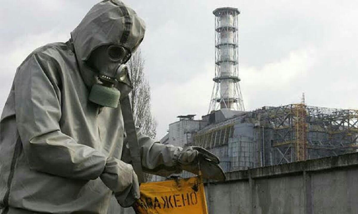 Çernobil patlaması yeniden