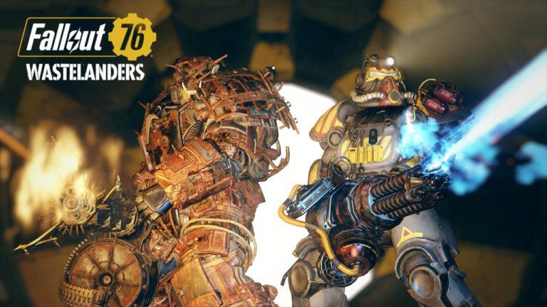 Fallout 76 Wastelanders güncellemesi çıktı!