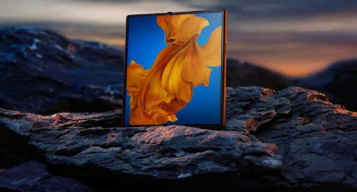Huawei katlanabilir ekran patenti