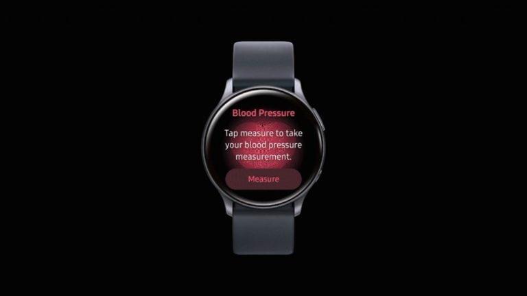 Samsung Galaxy Watch modelleri kan basıncı izleme özelliğine kavuştu!