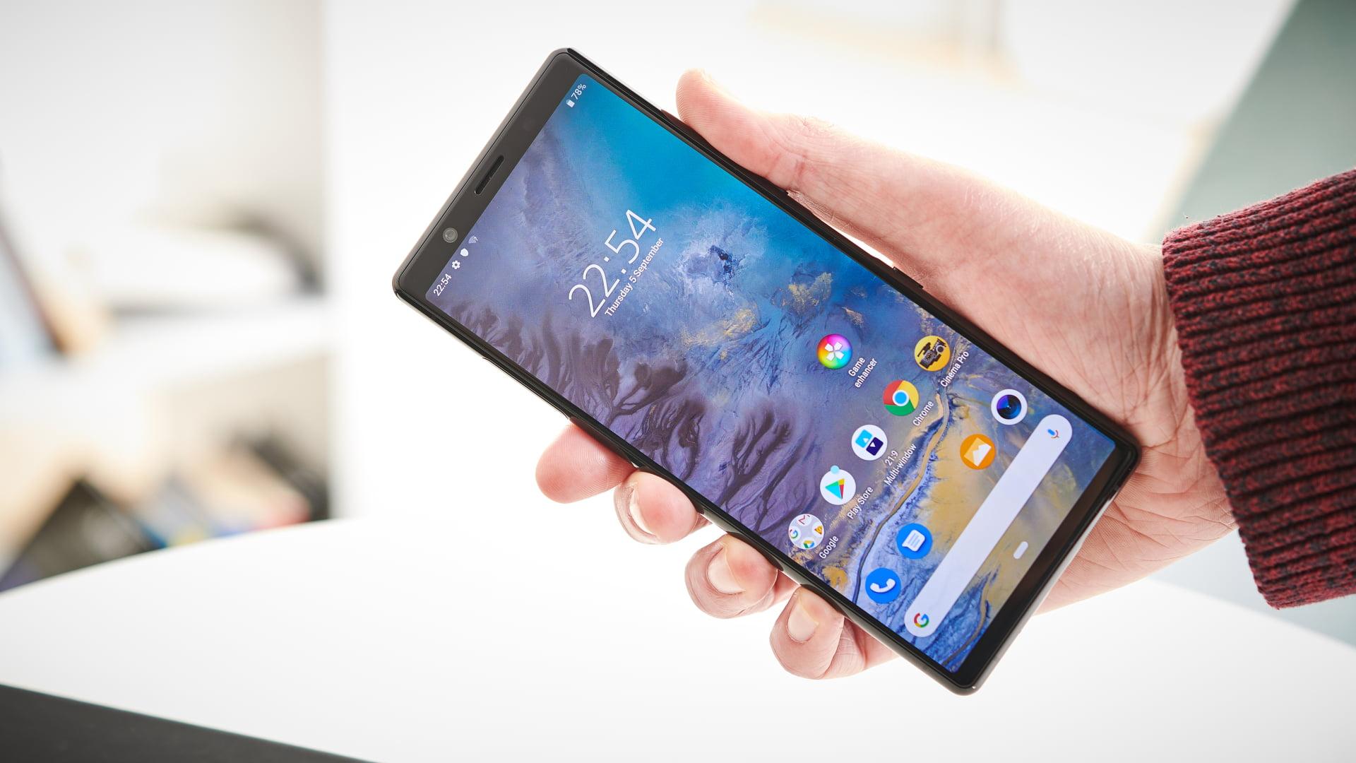 Sony Xperia 5 II 5G teknolojisine sahip olacak! - Donanım ...