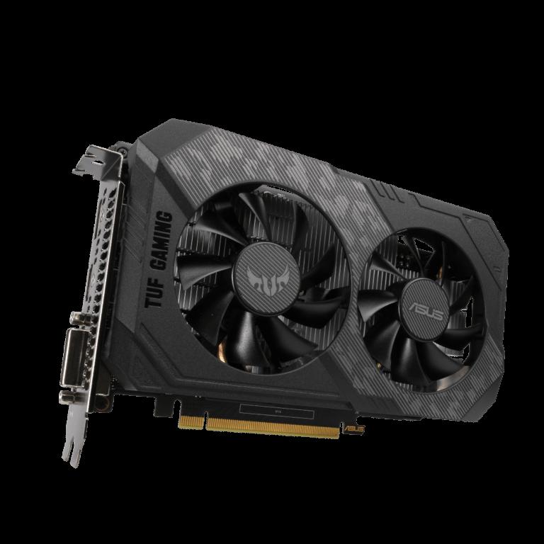 Asus GeForce GTX 1650 ekran kartı modelini tanıttı!