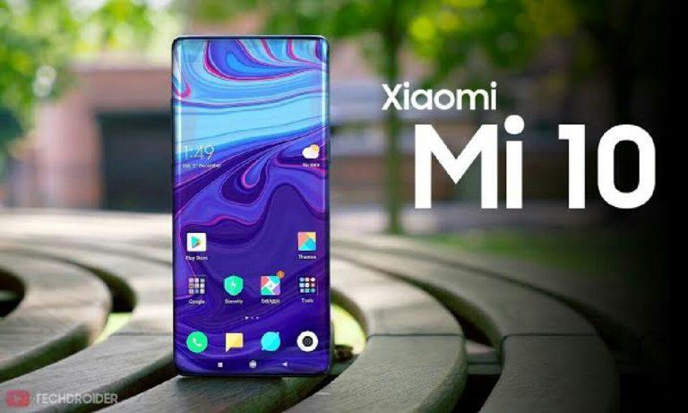 Xiaomi Mi 10 Türkiye fiyatı dudak uçuklattı