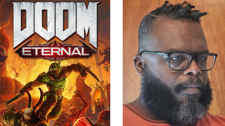 Doom Eternal'in büyülü sesi Eric Hollaway (Interview with Eric Hollaway)