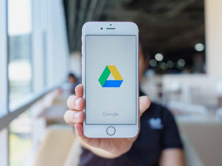 Google Drive için Touch ID ve Face ID dopingi!