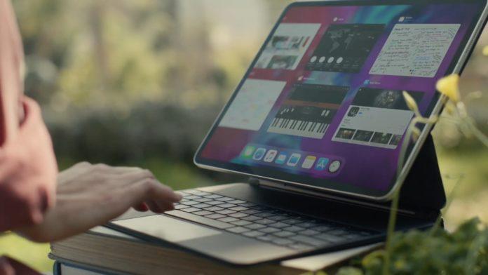 iPad Pro klavyesi