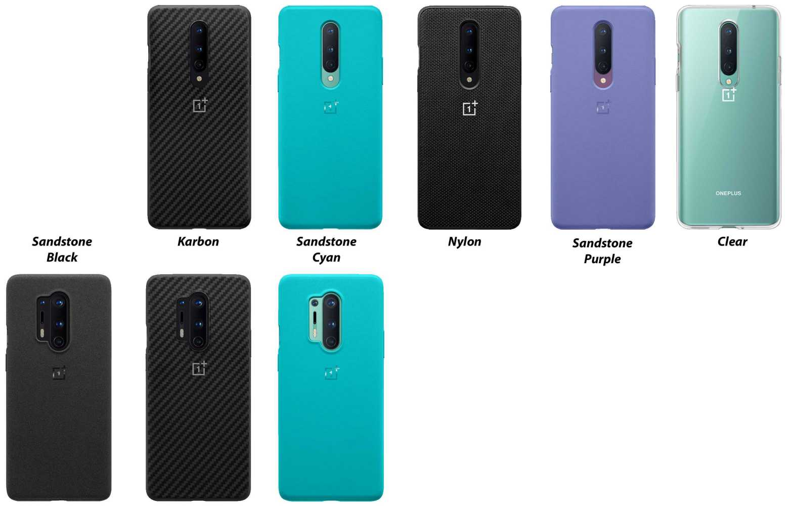 OnePlus 8 kılıfları