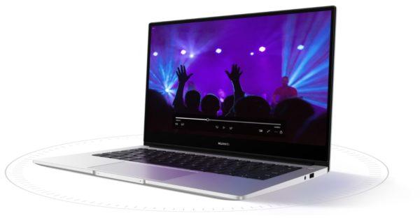 Huawei MateBook D 14, tasarımı ve kullanışlılığıyla dikkat çekiyor