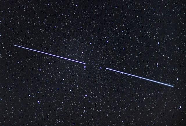 Starlink uyduları gökyüzünde ampul gibi parlayacak mı?