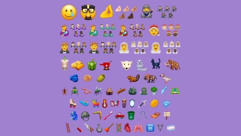 Yeni emojiler için üzücü açıklama! Koronavirüs emojileri de vurdu!
