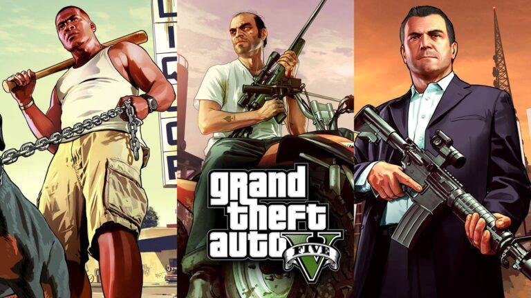 GTA 5 ücretsiz oluyor! Epic Games açıklama yaptı!