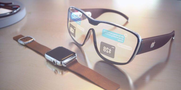 Apple akıllı gözlük işine giriyor!