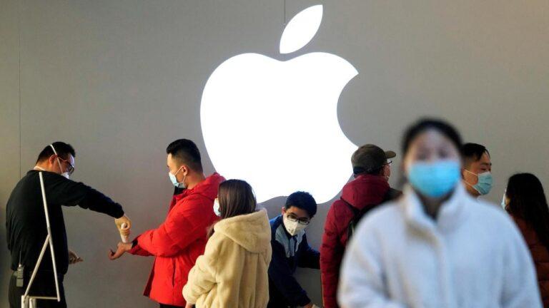 Apple Store yeniden hizmette! Koronavirüs ile mücadele tedbirleri üst seviyede!