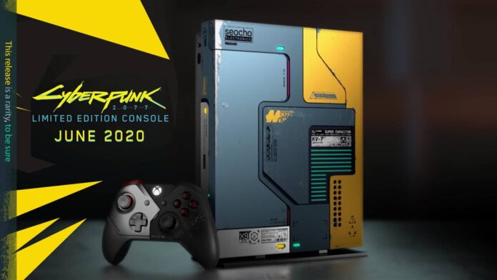 Cyberpunk 2077 Limited Edition Bundle