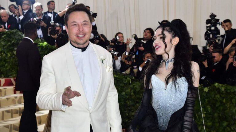 Elon Musk'ın şarkıcı sevgilisi Grimes ruhunu satıyor!