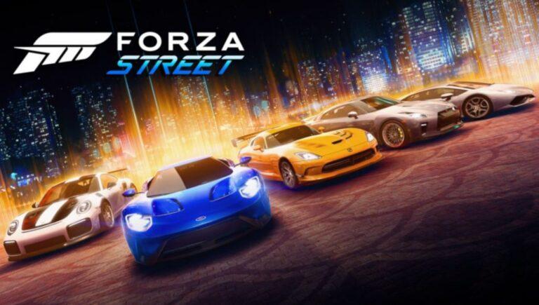 Yarış oyunu sevenler koşun! Forza Street mobil için çıktı!
