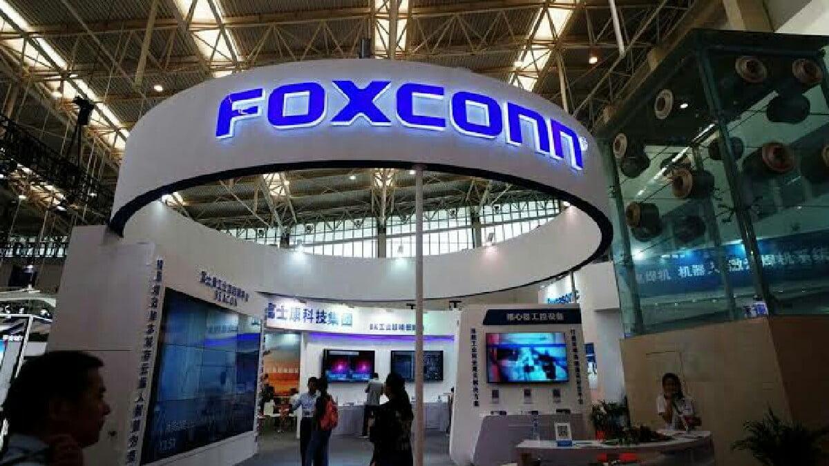 Foxconn zararı