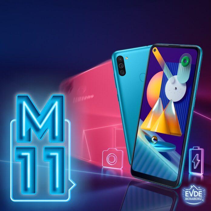 Galaxy M11