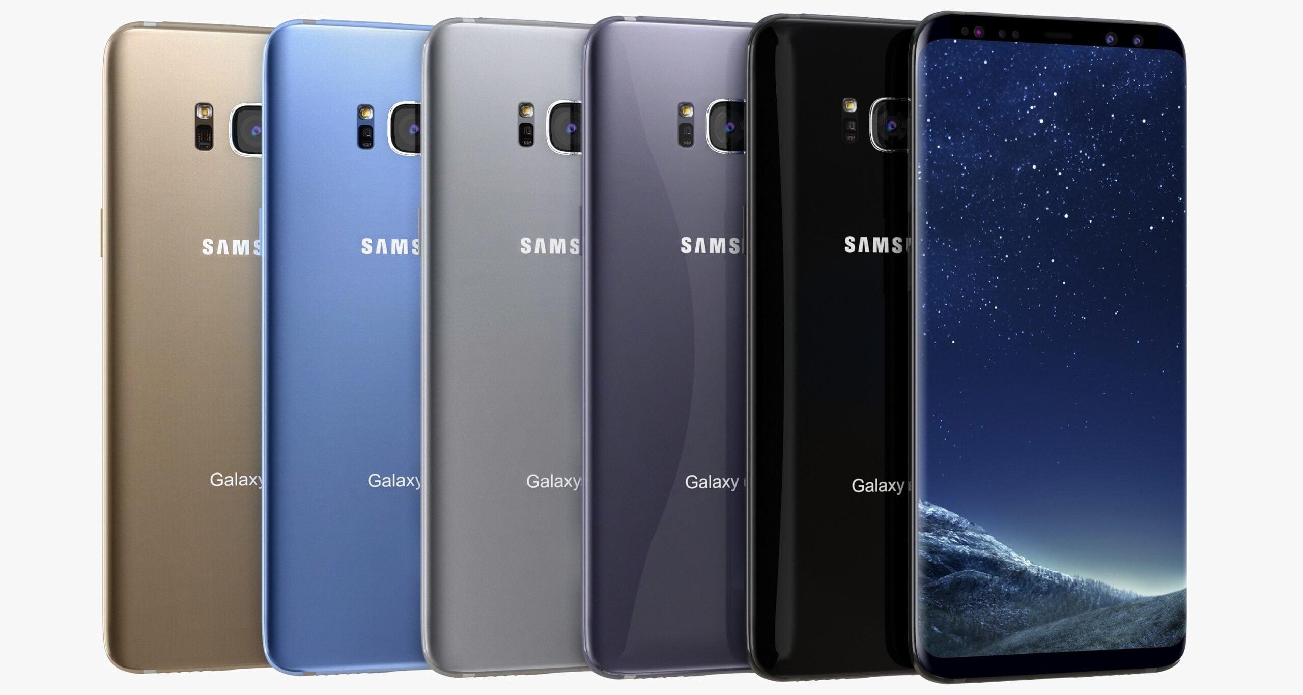 Samsung Galaxy S8 güncelleme almayacak!