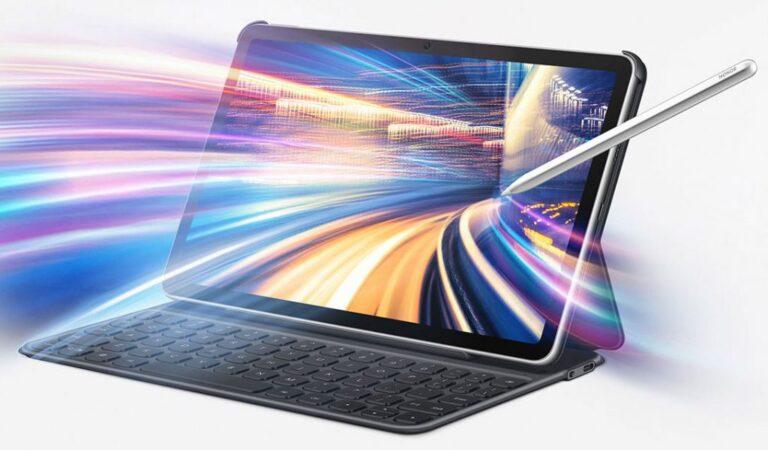 5G ve Wi-Fi 6 destekli Honor Tablet V6 tanıtıldı!