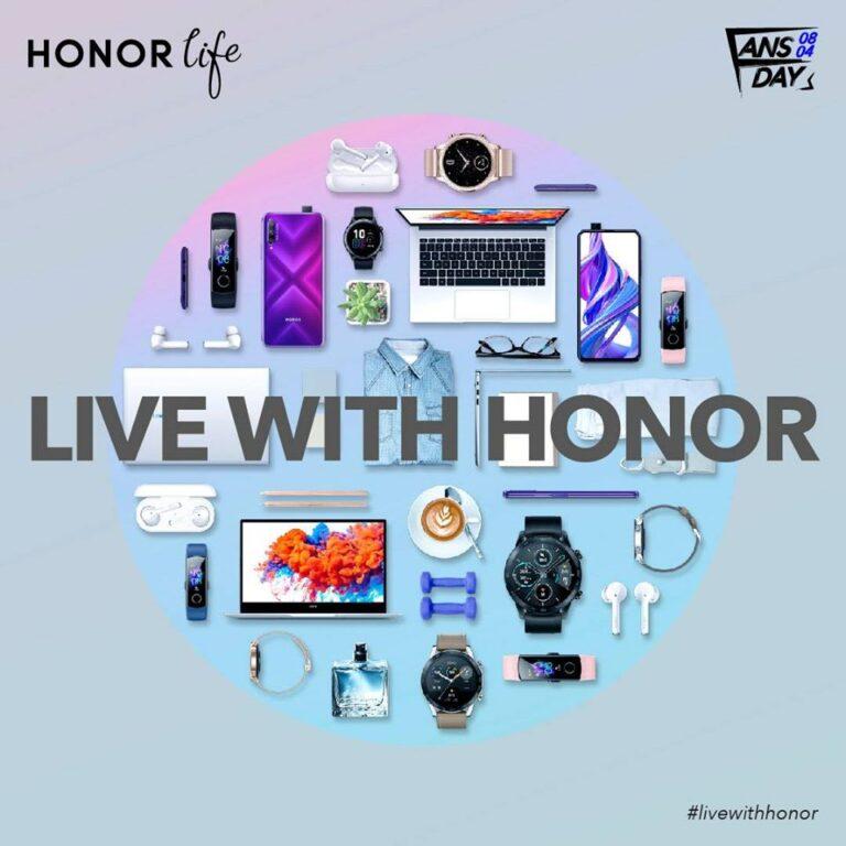 IFA 2020'ye Honor damgası
