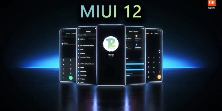 MIUI 12 tüm dünyada dağıtılmaya başlandı!