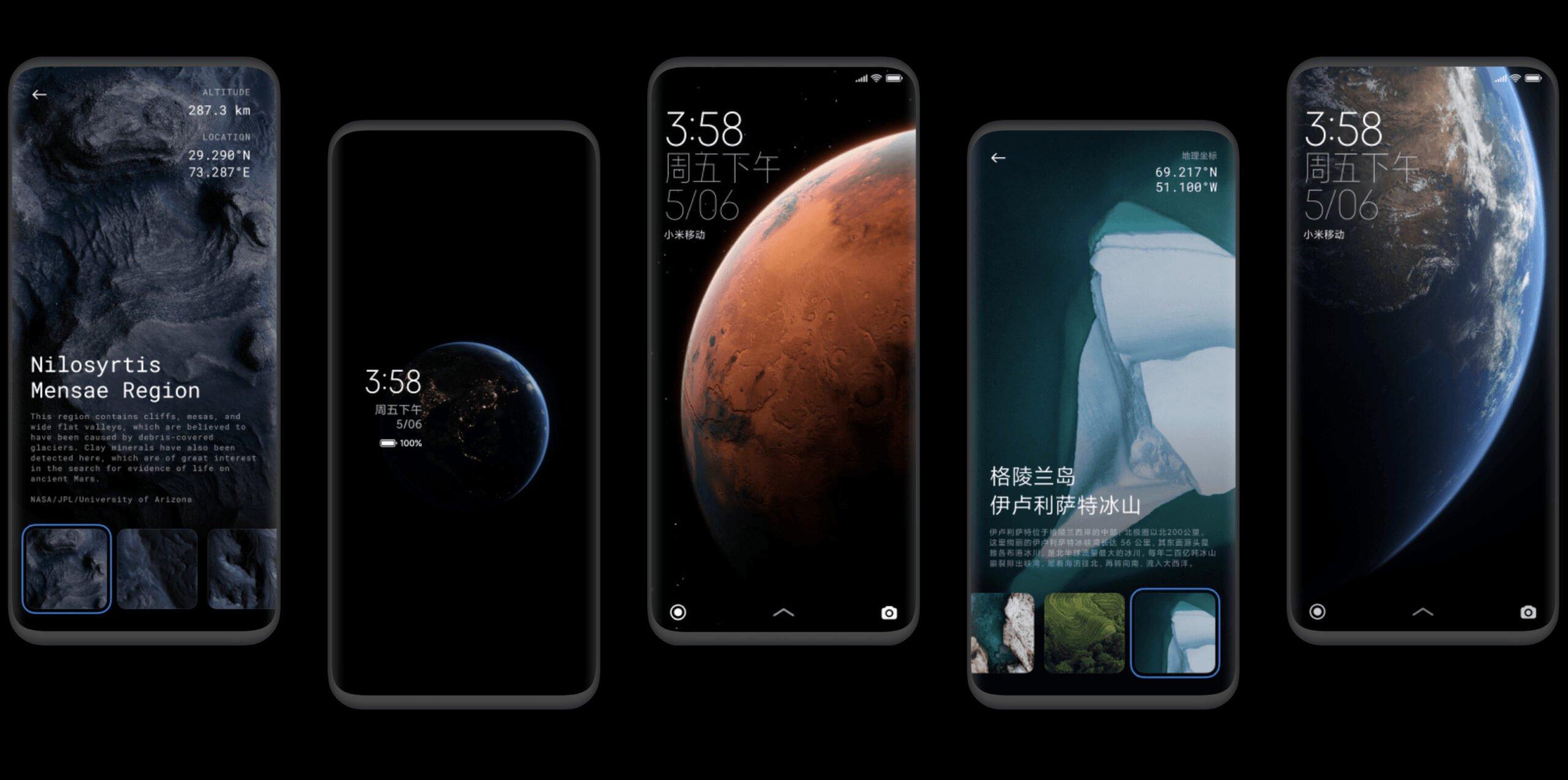 MIUI 12 Xiaomi Mi 9T modellerinde de test ediliyor!