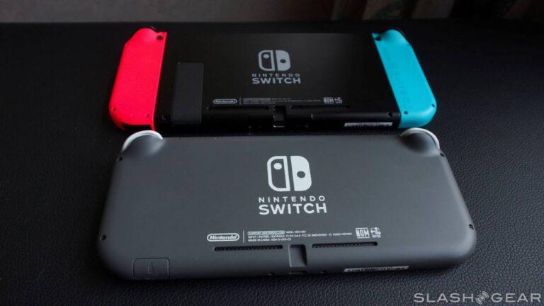 Yeni Nintendo Switch Samsung ve AMD'den güç alacak!