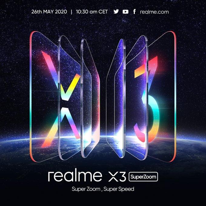Realme X3 Pro performans testinde ortaya çıktı
