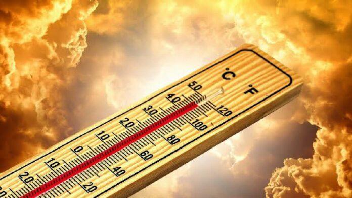 Meteoroloji sıcaklık uyarısında