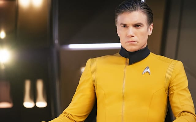 Star Trek Strange New Worlds geliyor
