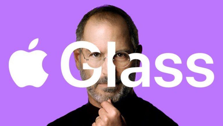 Apple'dan artırılmış gerçeklik özellikli Steve Jobs gözlüğü geliyor!