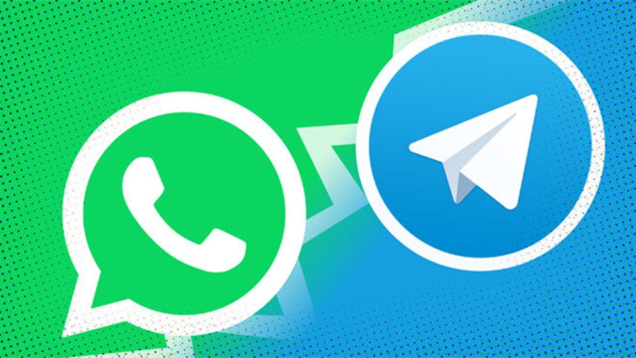 WhatsApp ve Telegram