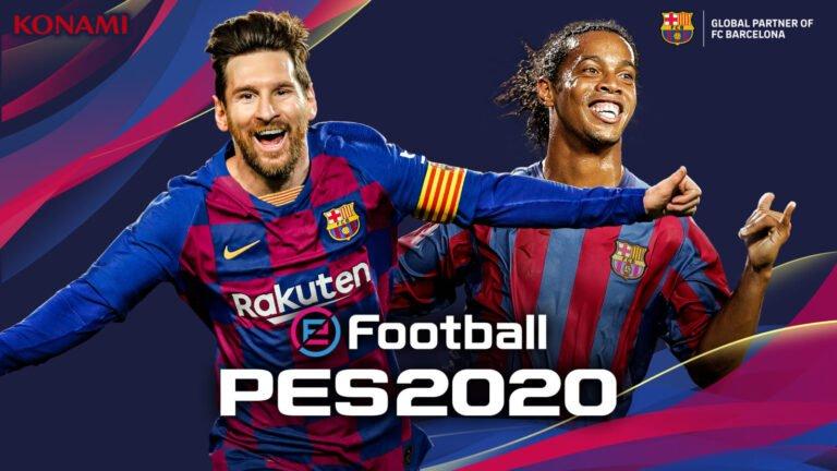 PES 2020 PS4 üzerinde indirime girdi! Bu fiyata kaçmaz!