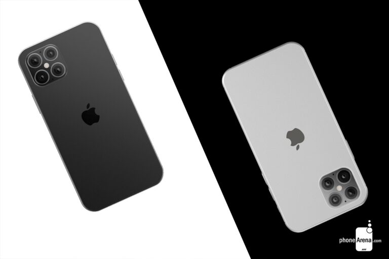 iPhone 12 tasarımı render görselleri ile ortaya çıktı!