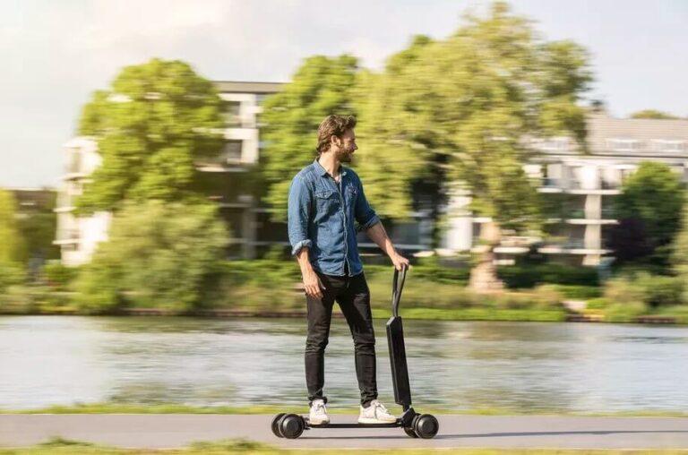 İngiltere e scooter kullanımına odaklanıyor
