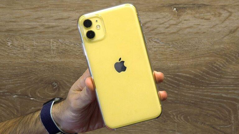 iPhone 11 ön kamera puanı belli oldu! Apple yine yapamamış!