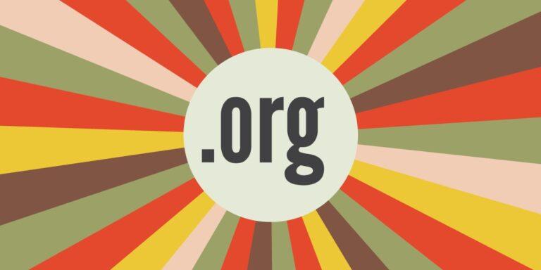 .org satışları durduruldu