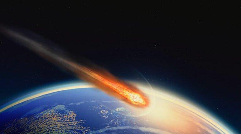 Türkiye Meteor düşmesini konuşuyor