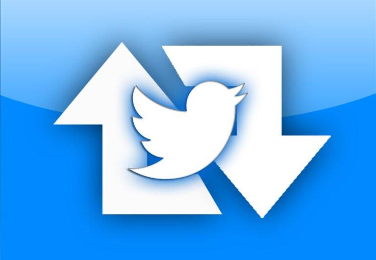 Twitter yorumlu retweet sayısını gösterecek