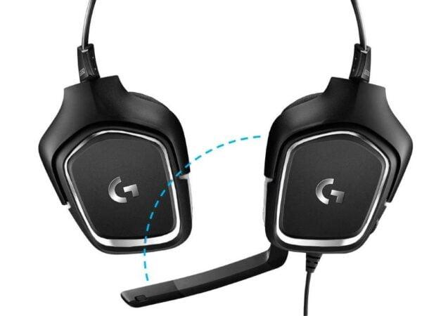 Logitech G332 SE kablolu oyuncu kulaklığı inceleme