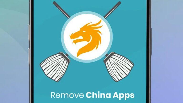 Çin uygulamalarını silen uygulama geliştirildi!